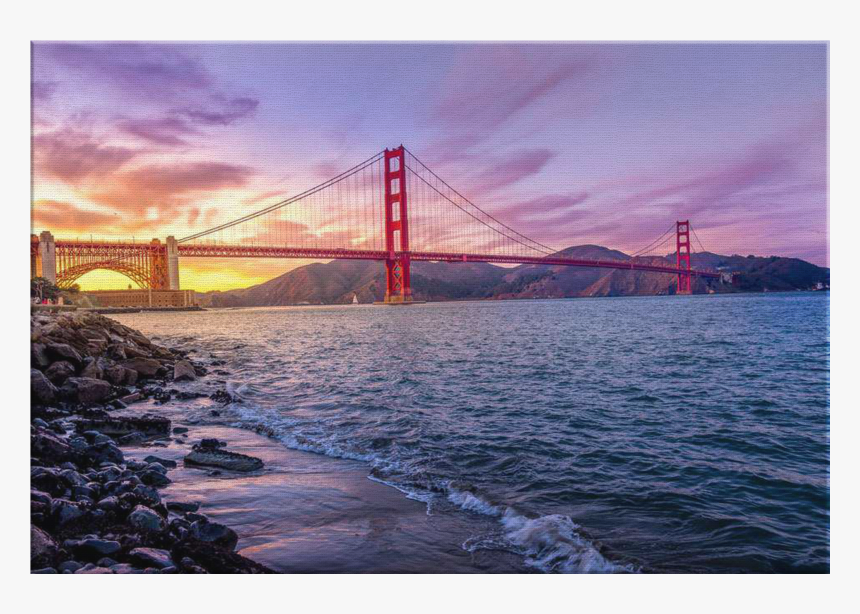 Golden Gate, HD Png Download, Free Download