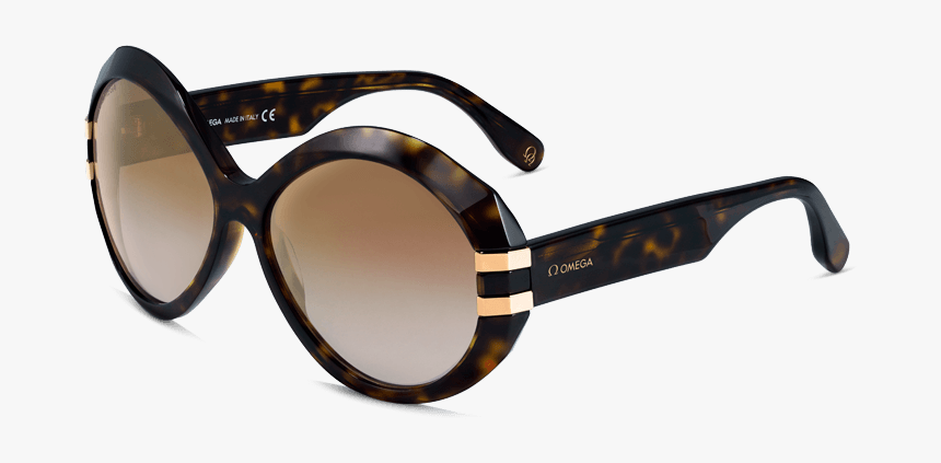 Omega Sunglasses For Woman, HD Png Download, Free Download