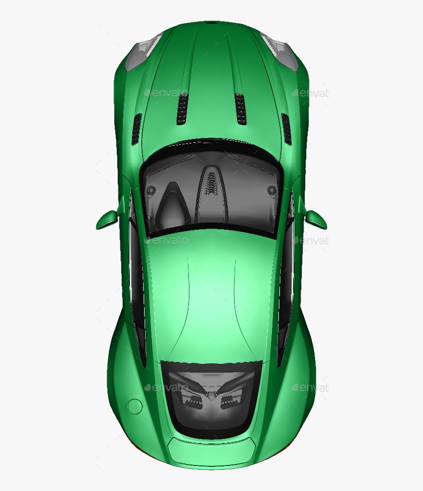 Race Car Sprite Png - Top View Car Sprite, Transparent Png, Free Download