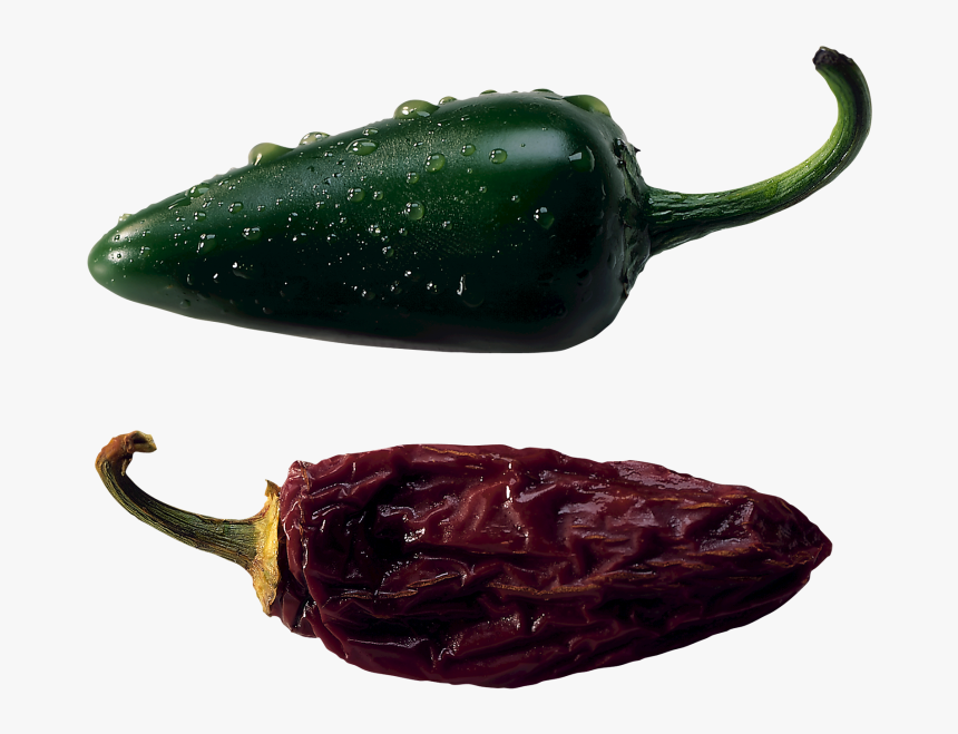 Peppers , Png Download - Chile Chipotle, Transparent Png, Free Download