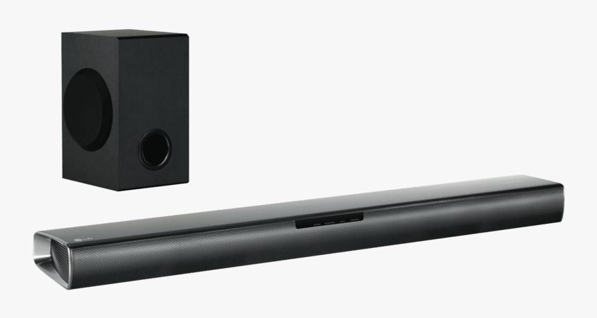 Sound Bar Png - Lg Sj2 160w 2.1 Ch Soundbar, Transparent Png, Free Download