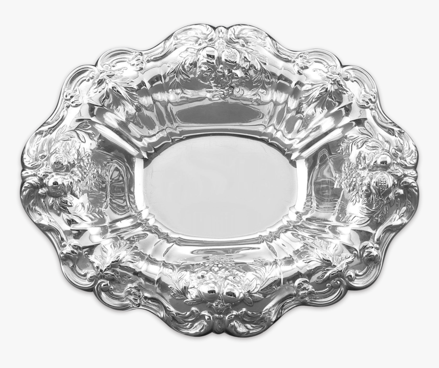 Francis I Silver Vegetable Bowl By Reed & Barton - Silver, HD Png Download, Free Download