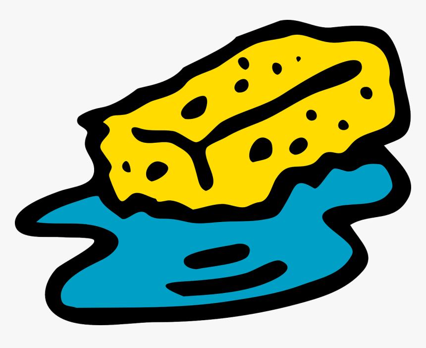 Sponge Clipart, HD Png Download, Free Download