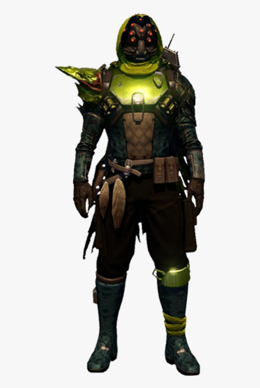 Destiny Hunter Png Download - Destiny Character Png Transparent, Png Download, Free Download