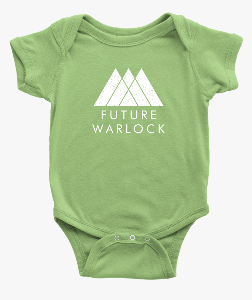 Destiny Future Hunter Baby One Piece - Heavy Equipment Baby, HD Png Download, Free Download