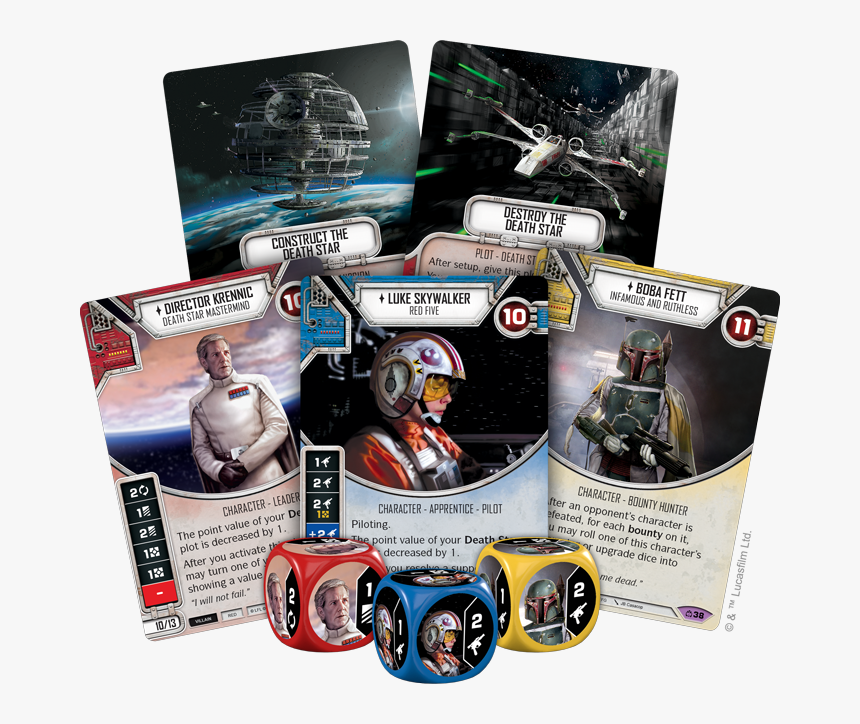 Star Wars Destiny Covert Missions, HD Png Download, Free Download