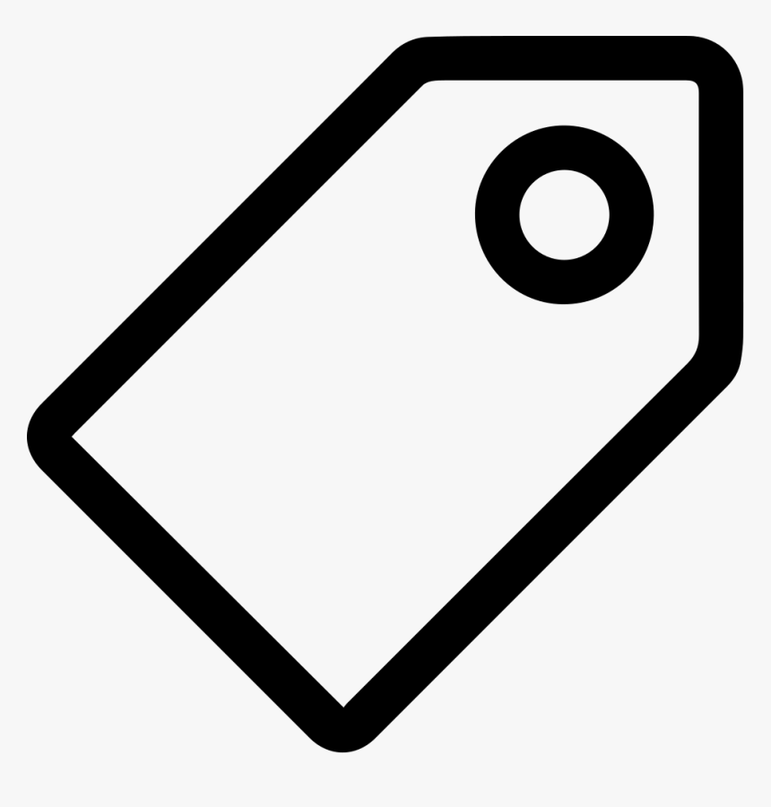 Offer Tag Icon Png - Tag Icon Png, Transparent Png, Free Download
