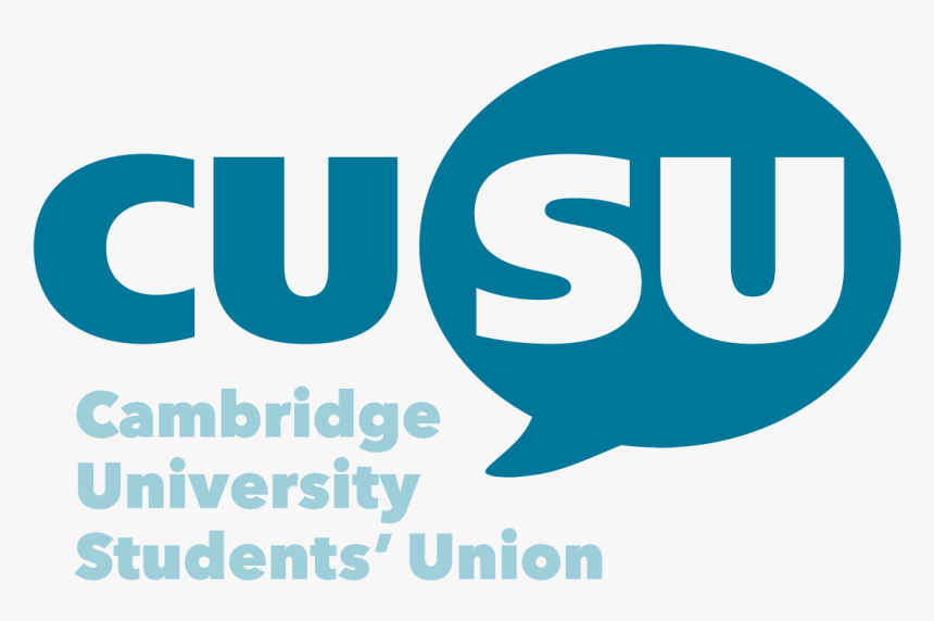Cusu Logo Dk Blue Icon And Lt Blue Tag - Cambridge Students Union, HD Png Download, Free Download