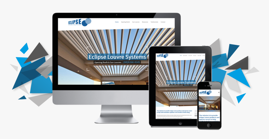 Responsive Web Gallery - Creative Responsive Website Design, HD Png Download, Free Download