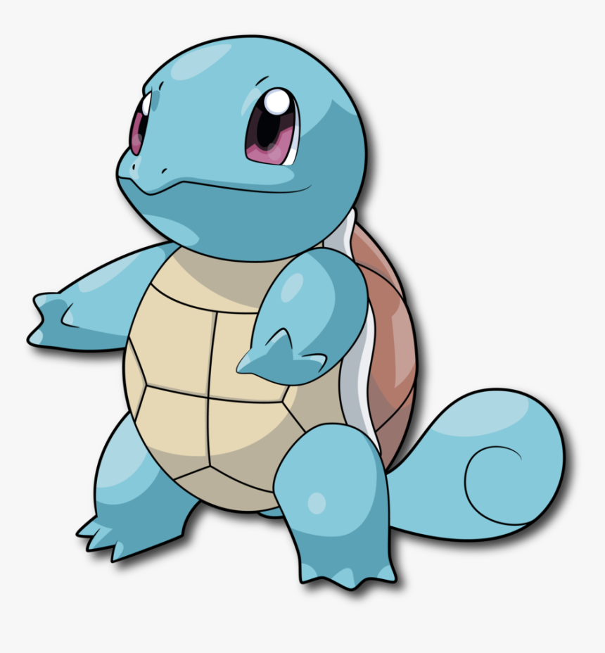 007 Squirtle By Rayo123000 - Pokemon Squirtle, HD Png Download, Free Download
