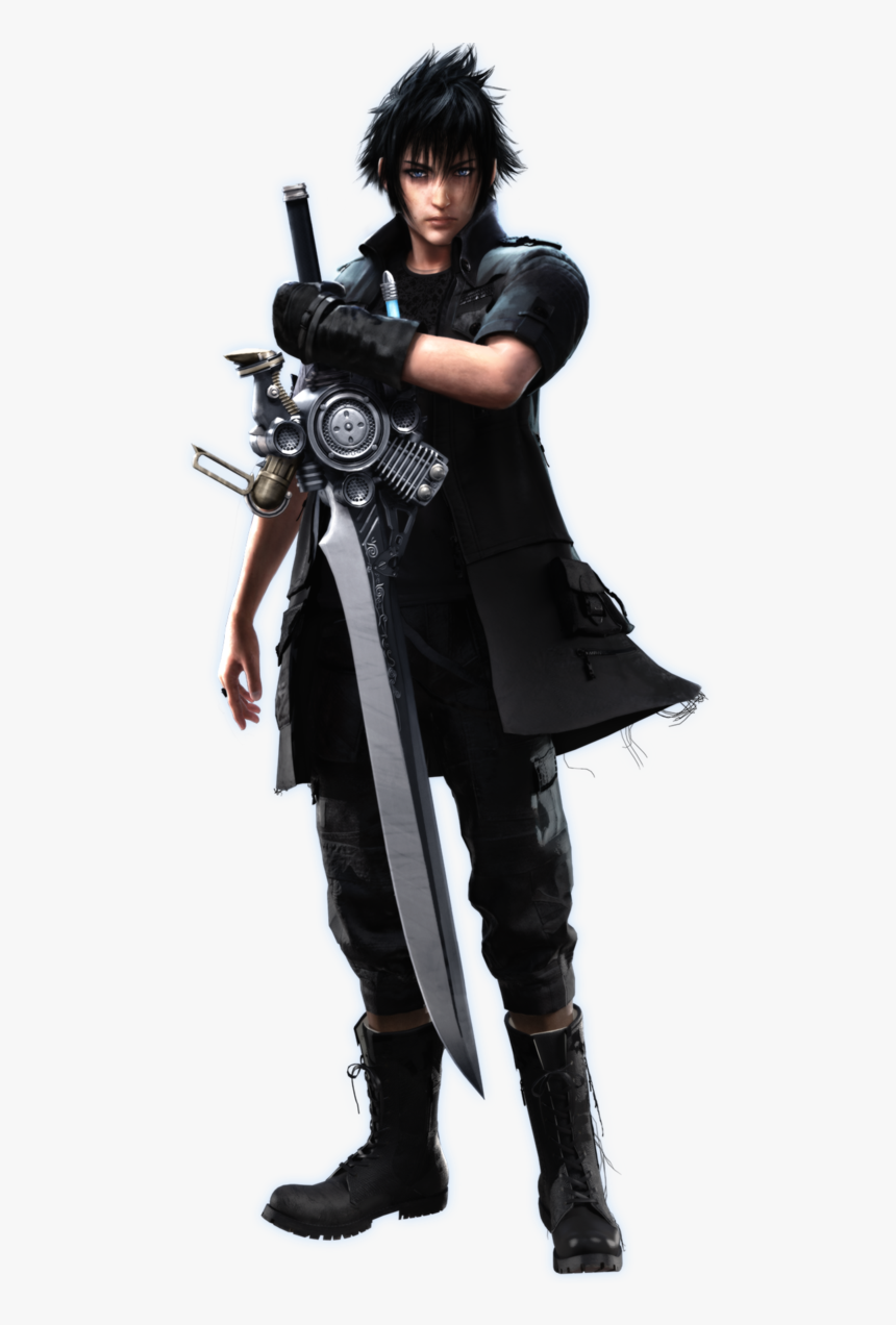 Character Profile Wikia - Final Fantasy Xv A New Empire Characters, HD Png Download, Free Download