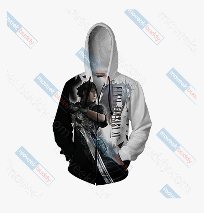 Final Fantasy Xv - Hoodie, HD Png Download, Free Download