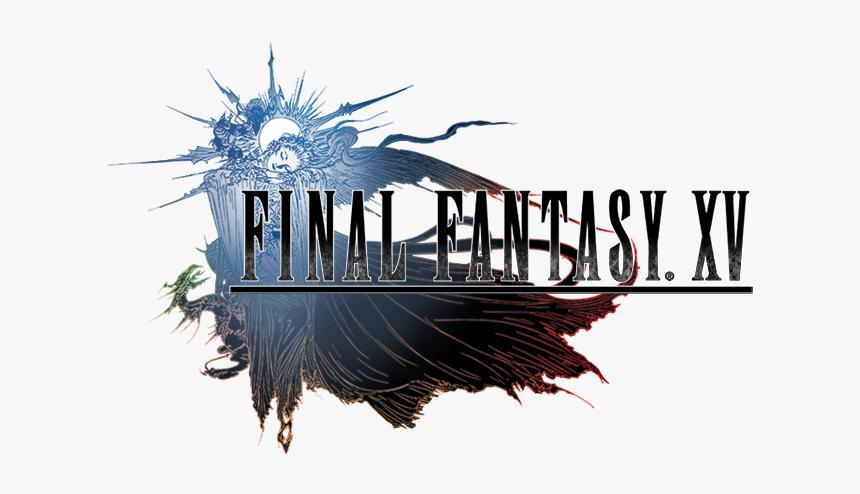 Final Fantasy Xv Logo Png, Transparent Png, Free Download