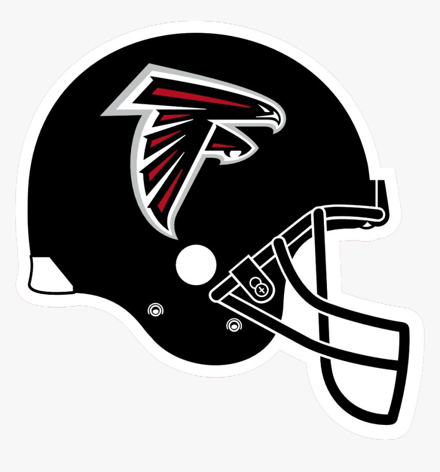 Atlanta Falcons Helmet Logo Png Transparent Png Kindpng