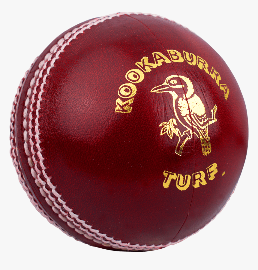 Kookaburra Pink White Cricket Ball County Match Senior - Cricket Ball And Bat In Png, Transparent Png, Free Download