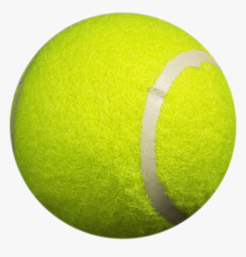 Tennis Ball Cricket Ball Green - Tennis Ball Png Transparent, Png Download, Free Download