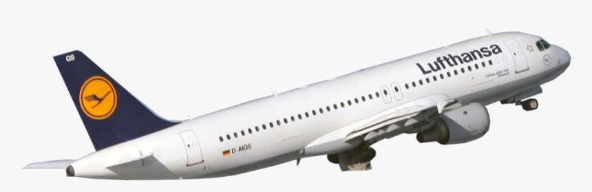 Lufthansa Png Flight - Lufthansa Airlines Png, Transparent Png, Free Download
