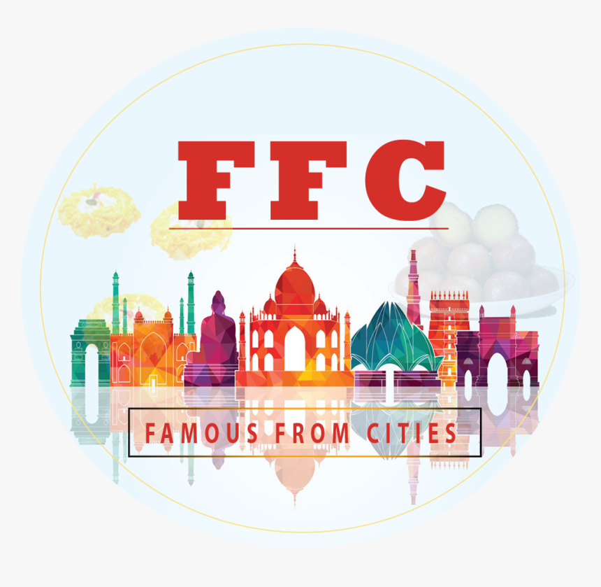 Famous From Cities - Study In India Program, HD Png Download, Free Download