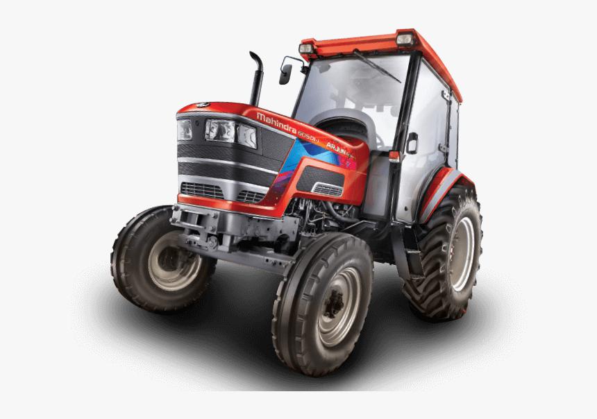 Mahindra Arjun Novo 605 Di I With Ac Cabin, 57 Hp Tractor, - Mahindra Arjun Novo 655di Price In India, HD Png Download, Free Download