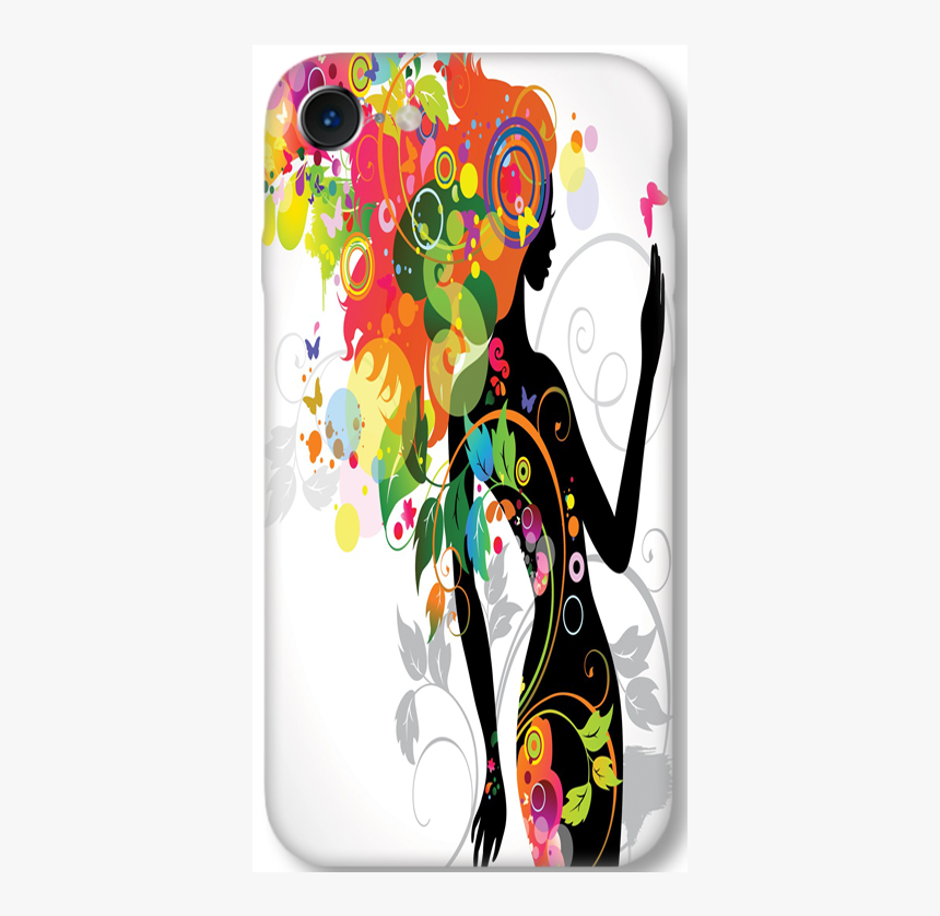 Cover For Redmi 5a Mobile For Girls, HD Png Download, Free Download