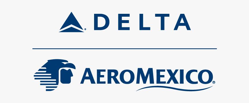 Delta Aeromexico Logo Png, Transparent Png, Free Download