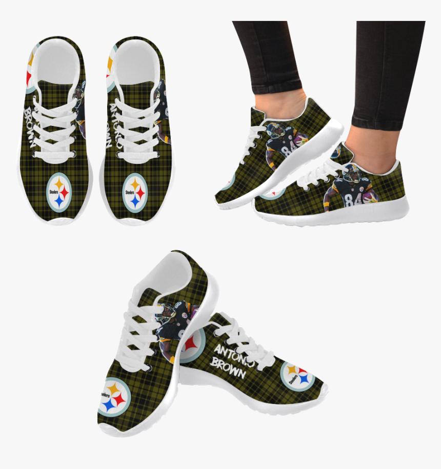 "Antonio Brown Cool Sneakers""  Data-zoom=""//cdn - Sneakers, HD Png Download, Free Download"