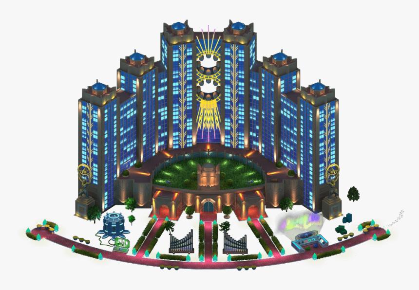 Megapolis Wiki - Castle, HD Png Download, Free Download