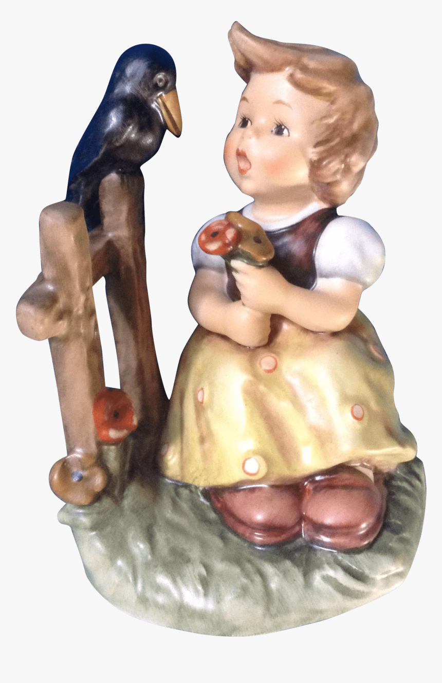 Sing With Me Hummel Figurine - Figurine, HD Png Download, Free Download