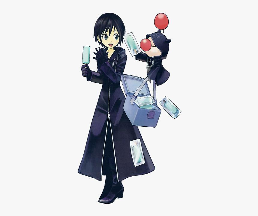 Kingdom Hearts Image - Kingdom Hearts 358 2 Days Volume 2, HD Png Download, Free Download