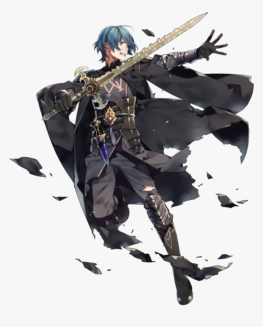 Art Id - - Fire Emblem Heroes Byleth, HD Png Download, Free Download