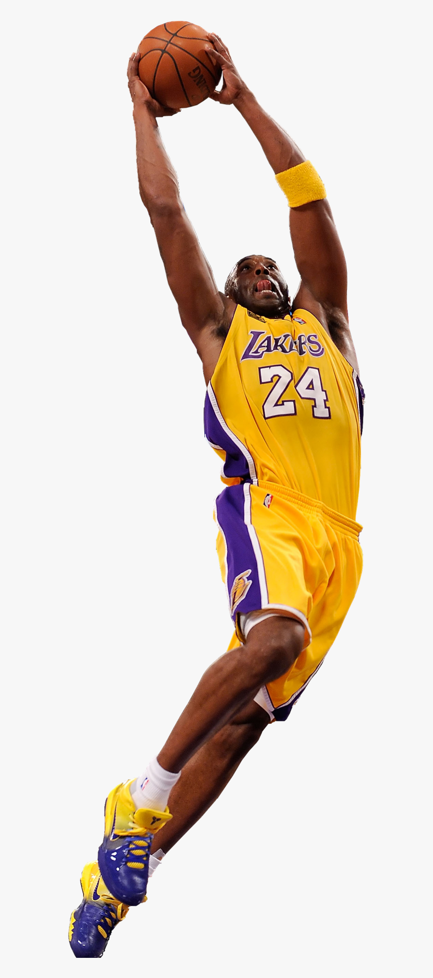 Nike Poster Los Angeles Lakers Just Do It Kobe Bryant Png