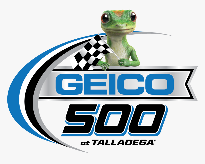 Nascar Sprint Cup Logo Png - Geico 500 Talladega 2019, Transparent Png, Free Download