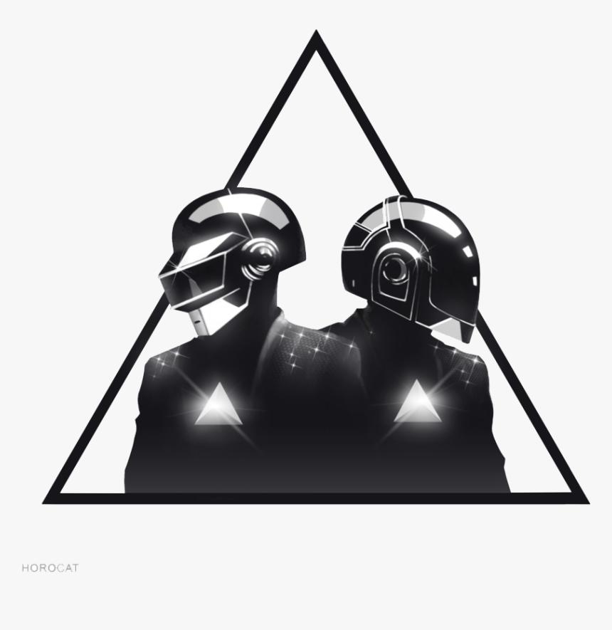 Daft Punk Png High-quality Image - Daft Punk Png, Transparent Png, Free Download