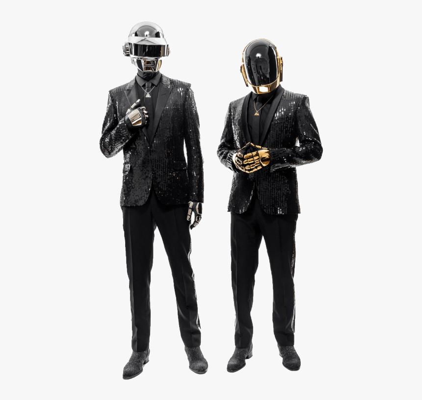 Daft Punk Standing - Daft Punk Png, Transparent Png, Free Download