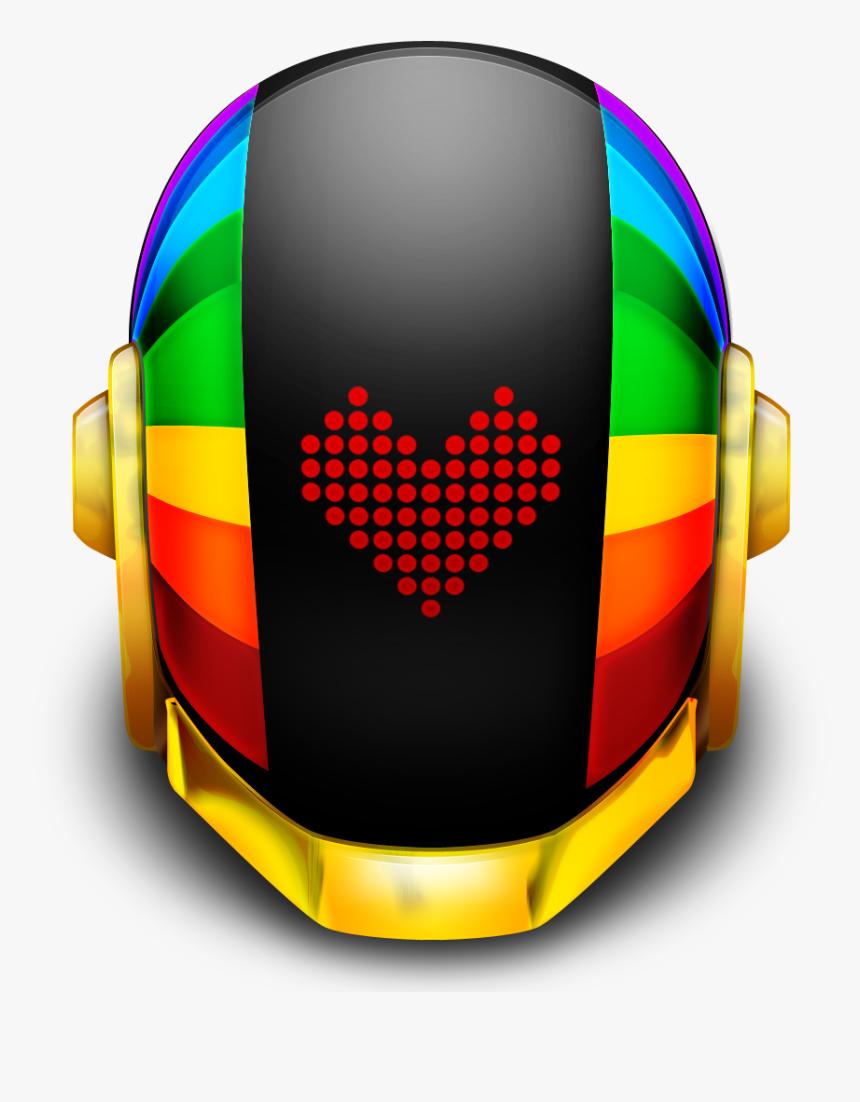 Daft Punk Transparent Images - Daft Punk Icon Png, Png Download, Free Download