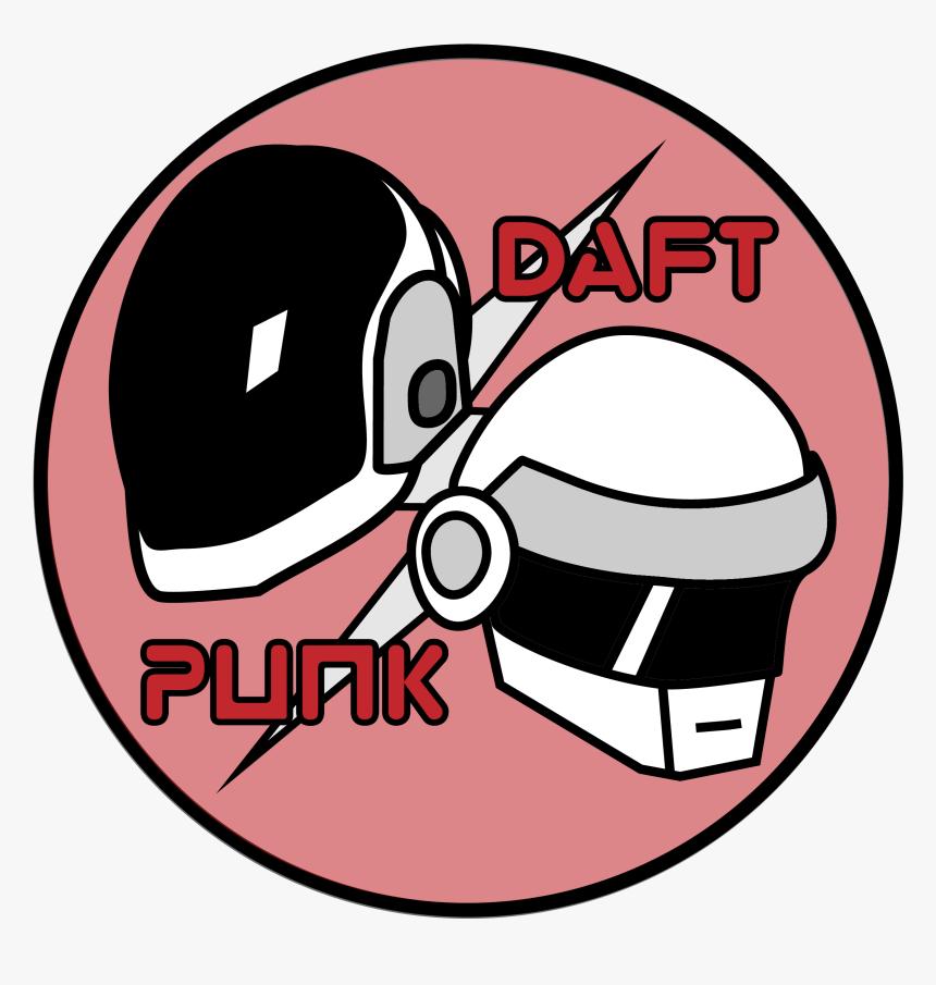 Daft Punk Logo Png - Logo De Daft Punk, Transparent Png, Free Download