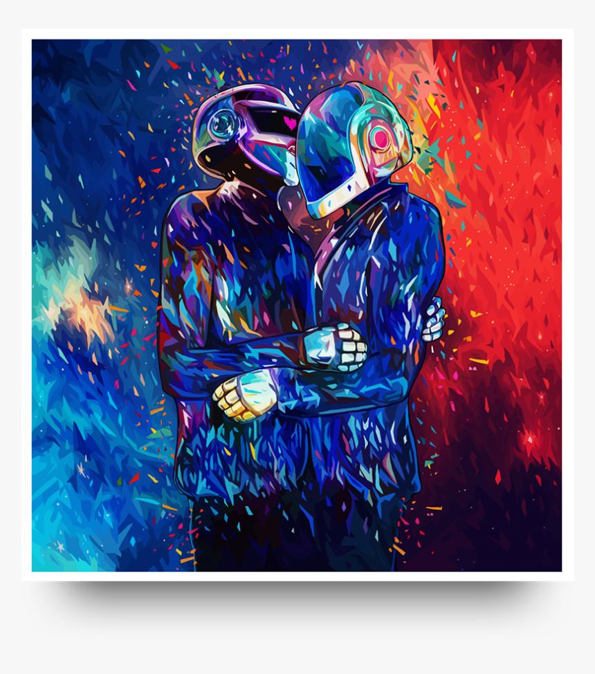 Daft Punk Twisted Grim, HD Png Download, Free Download