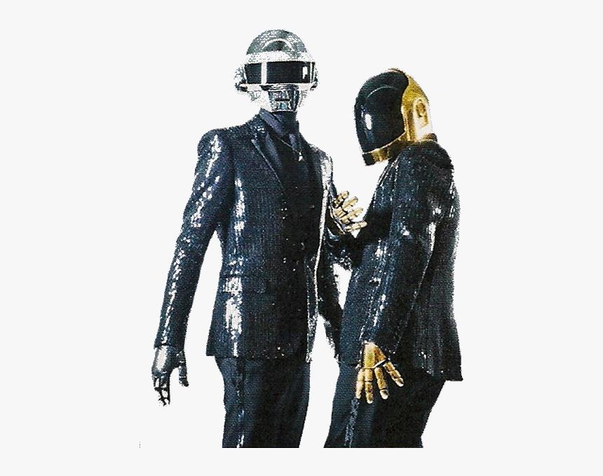 Daft Punk Transparent, HD Png Download, Free Download