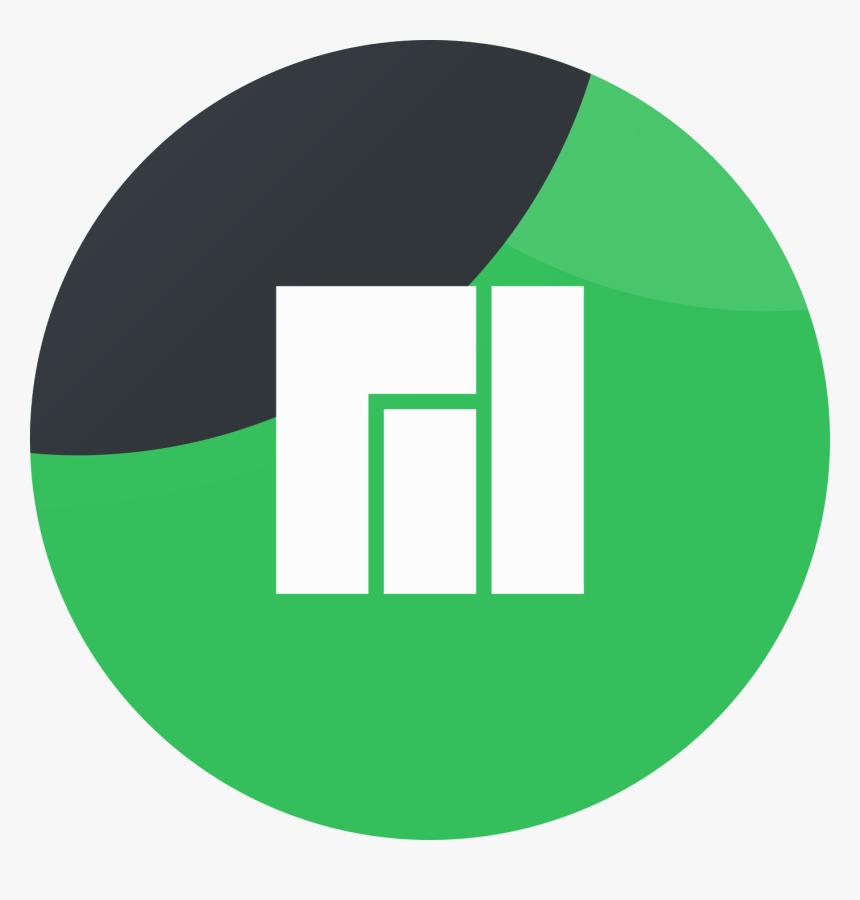 Manjaro Linux Logo Png, Transparent Png - kindpng