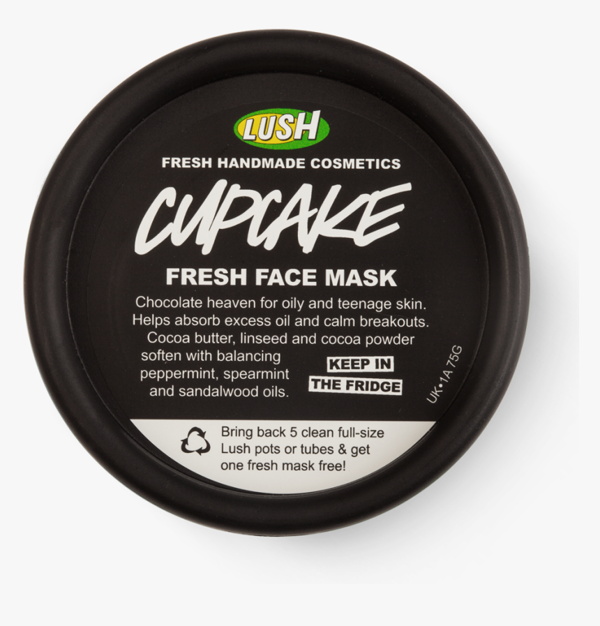 Lush Face Mask Png, Transparent Png, Free Download