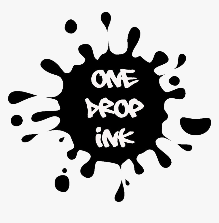 One Drop Ink - Mud Monkey, HD Png Download, Free Download