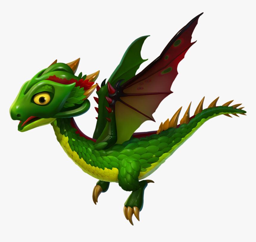 Dragon Ml Poison Dragon, HD Png Download, Free Download