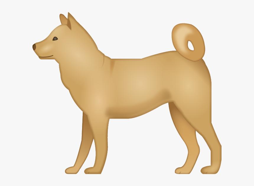 Dog Emoji Emoji Whatsapp, HD Png Download, Free Download