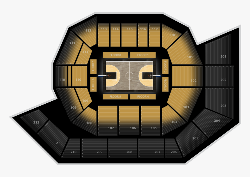 Ucf Logo Png , Png Download - House, Transparent Png, Free Download