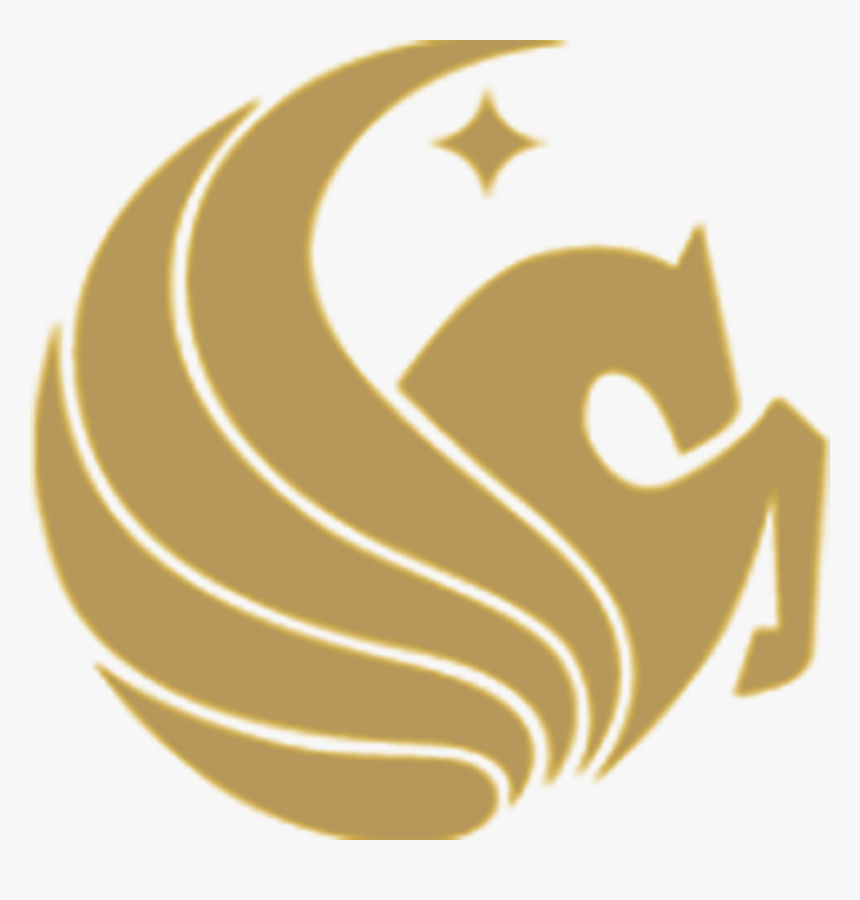 """The Golden Knights Club""""s Mission Is To Enhance The - University Of Central Florida Logo, HD Png Download, Free Download"""