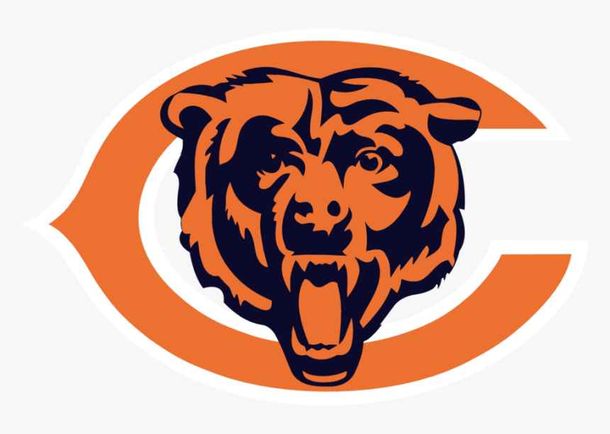 Chicago Bears Logo - Chicago Bears Team Logo, HD Png Download, Free Download