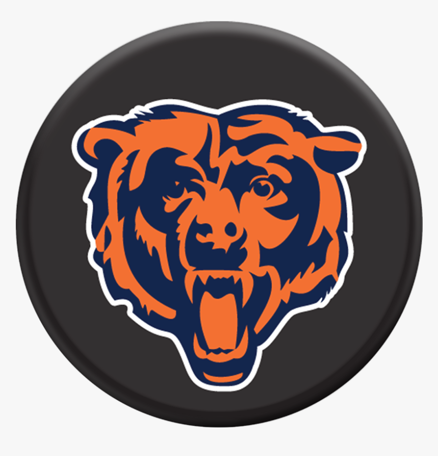 Chicago Bears Bear Head Logo, HD Png Download, Free Download
