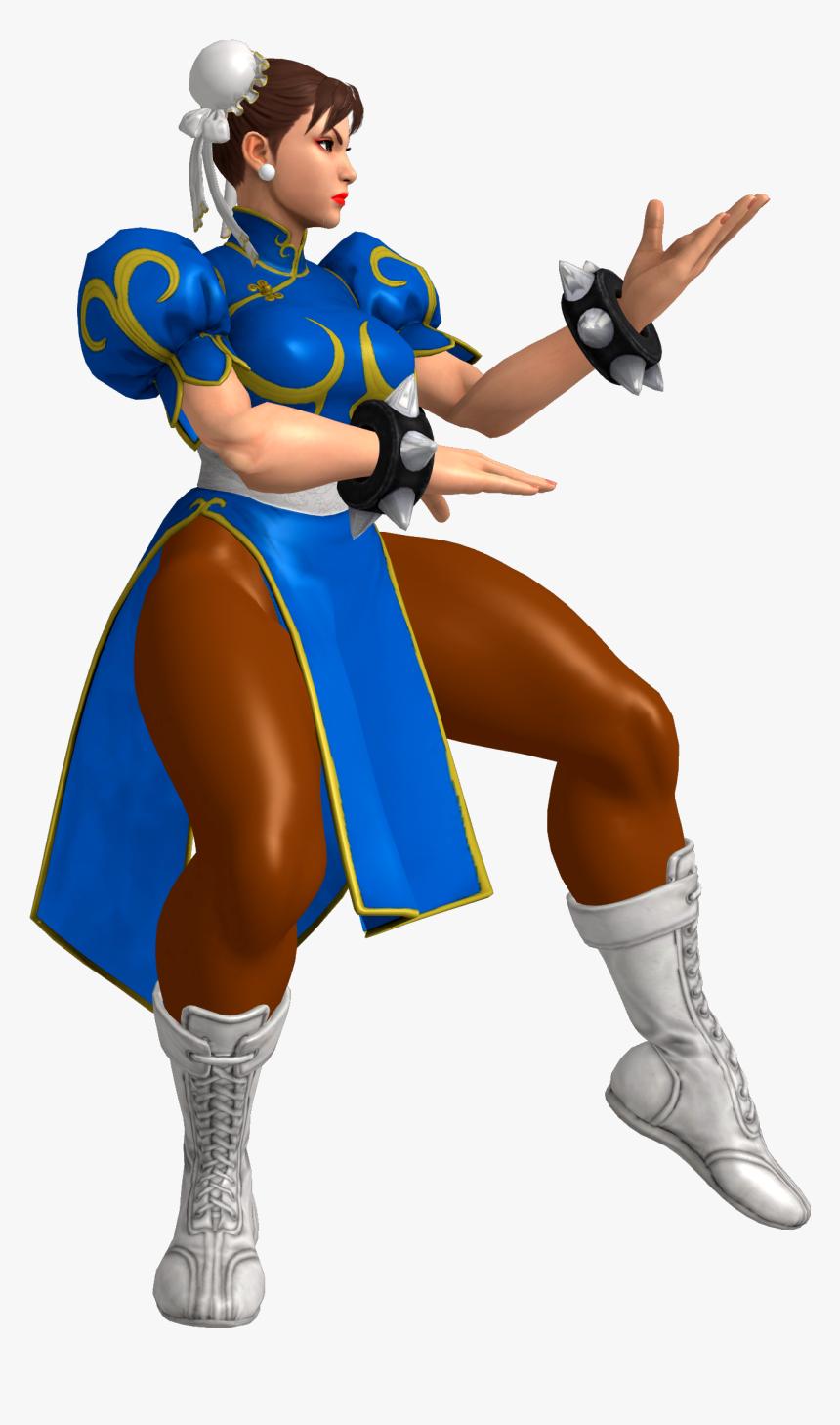 Chun-Li (Street Fighter)