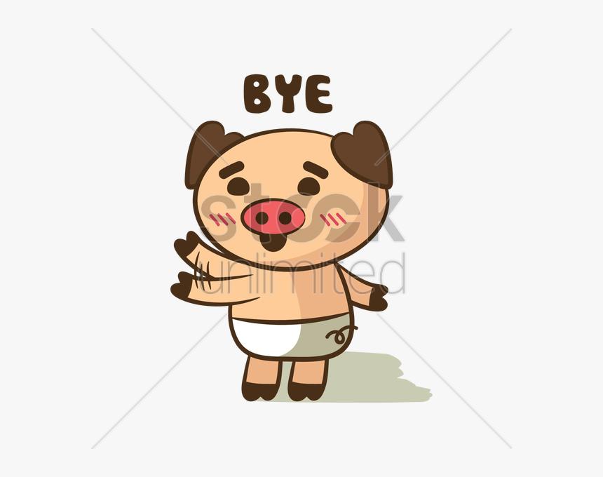 30+ Christian Animal Wave Goodbye Say Hello Clipart