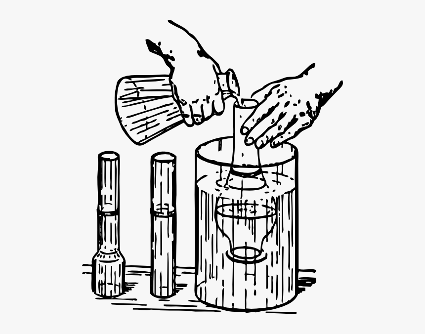 Chemistry Experiment Svg Clip Arts - Experiment Clip Art, HD Png Download, Free Download